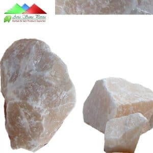 Natural Light Pink Rock Salt