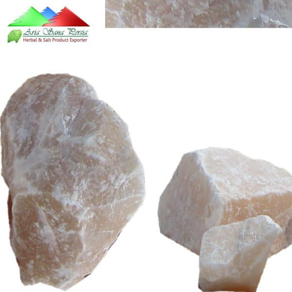 Natural Light Pink Rock Salt